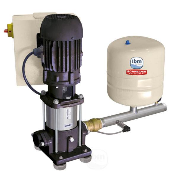 Sistema de Pressurização Schneider