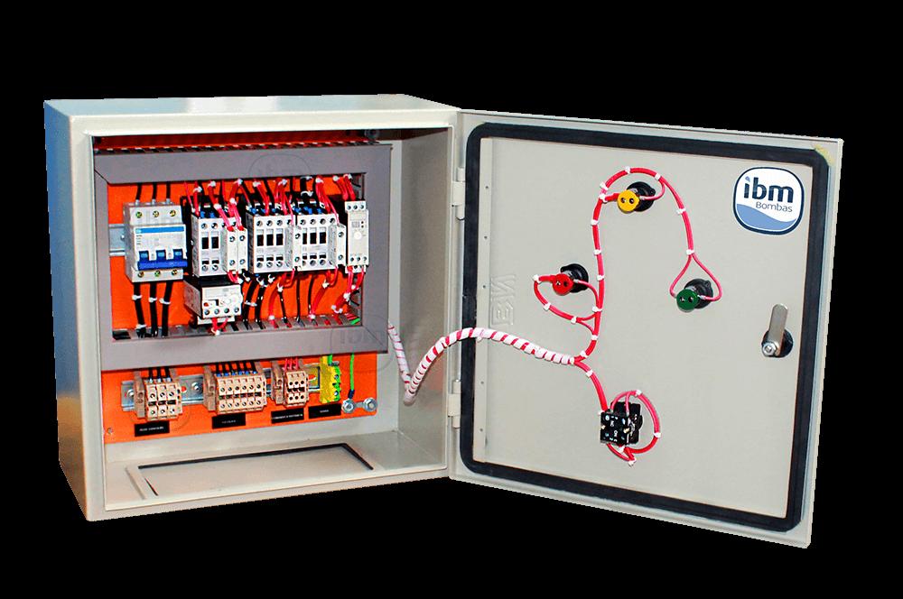 Instalação de Bombas IBM Bombas